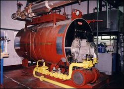 Industrial plumbing and heating services, repairs and maintenance